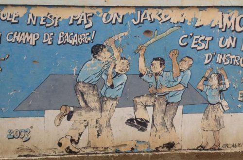 Article : Tchad: Violence en milieu scolaire.