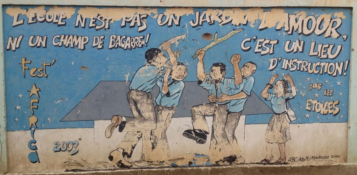 illustration violence en milieu scolaire