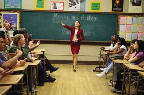 Article : Freedom Writers