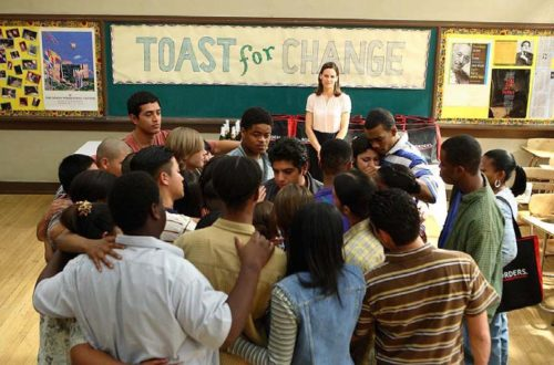 Article : Freedom Writers (Toast au changement)