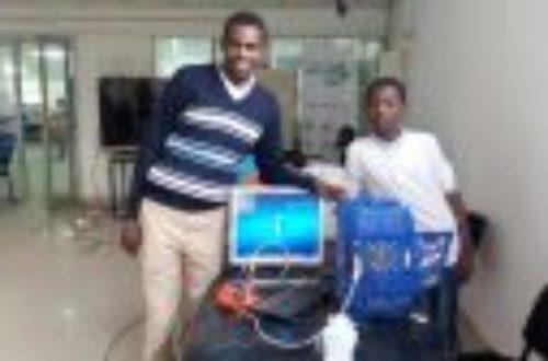 Article : Tchad: Jerry computer, une solution à la fracture numérique.