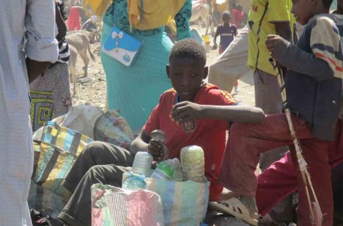 Article : Tchad: les enfants de la rue, un phénomène qui ne cesse de grandir