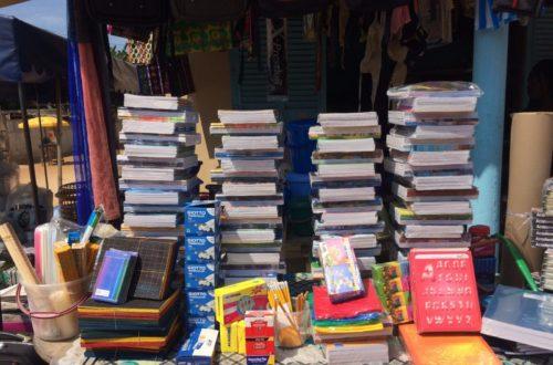 Article : Tchad : le manque cruel de manuels scolaires
