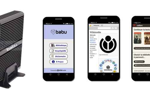 Article : Tchad : Babu, une solution pour réduire le manque cruel de manuels scolaires